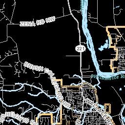 Capital Of Oregon Map.Capital Improvement Project Map